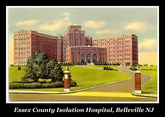 Essex County Isolation Hospital, Belleville, N.J.